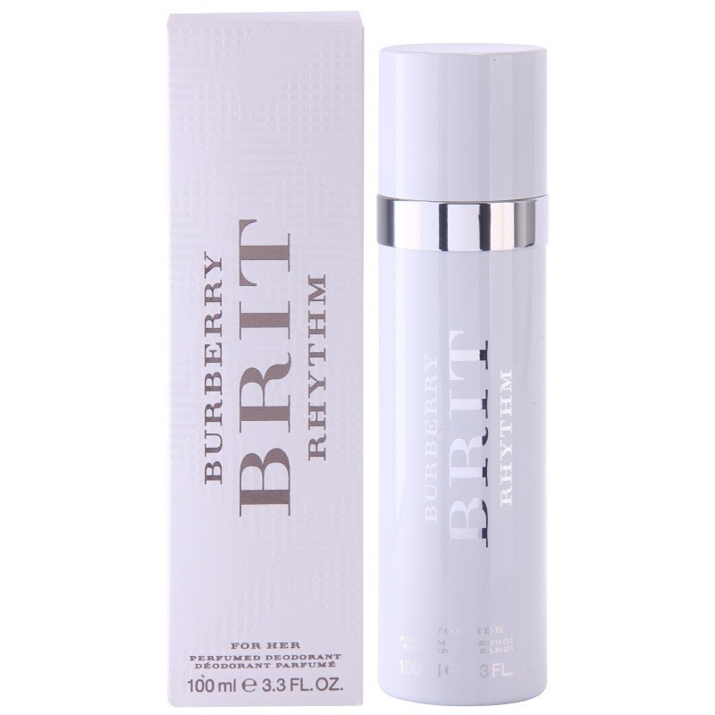Deo Spray Burberry Brit Rhythm for Her