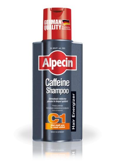 Sampon cu cofeina Dr. KURT WOLFF, Alpecin C1
