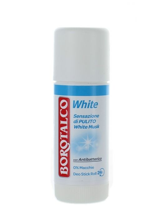 Deodorant Roll-On Borotalco White