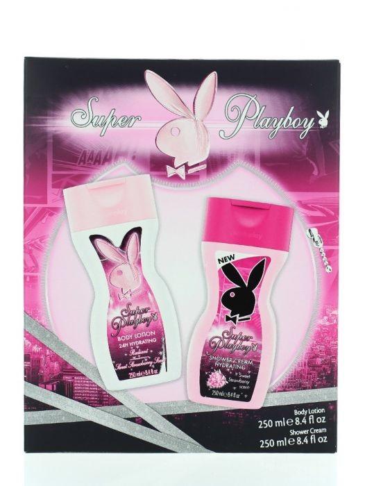 Set Cadou Playboy Super Playboy