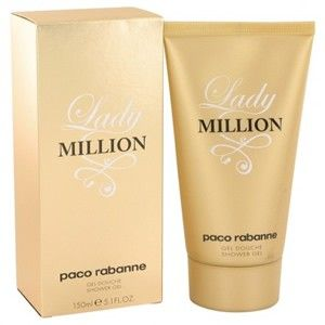 Gel de dus Paco Rabanne Lady Million