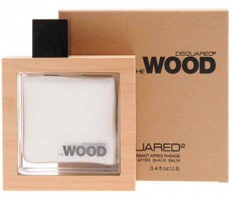 After Shave Balsam Dsquared He Wood