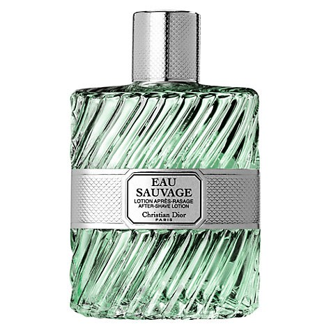 After Shave Dior Eau Sauvage
