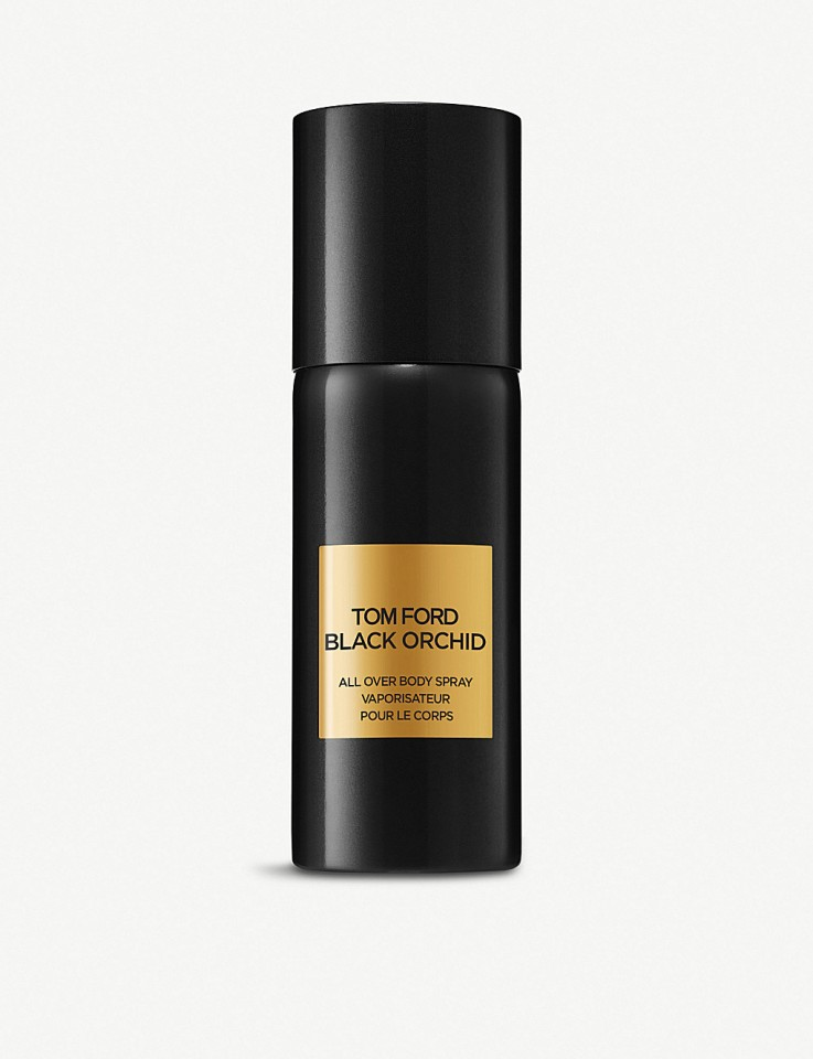 Deo Spray Tom Ford Black Orchid