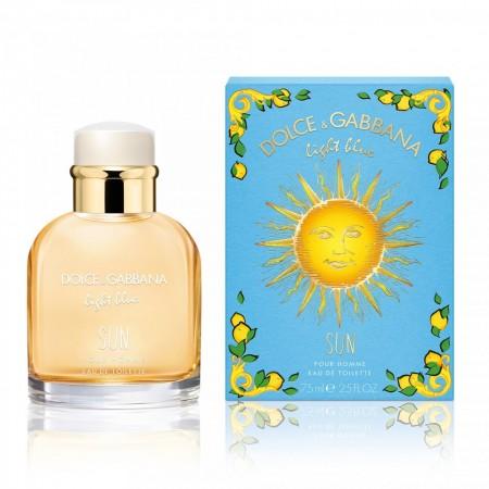 Dolce&Gabbana Light Blue Sun pour Homme