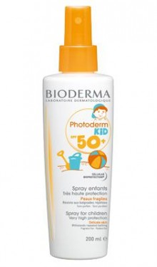 Poze Spray protectie solara pentru copii Photoderm KID SPF 50, Bioderma