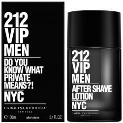 Poze After Shave Carolina Herrera 212 Vip Men