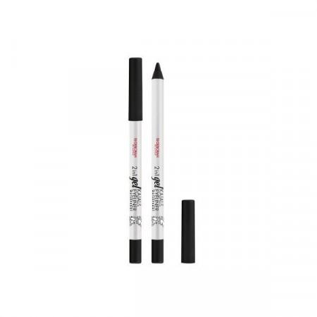 Creion de Ochi 2in1 Deborah Kajal&Eyeliner Waterproof Keith Haring