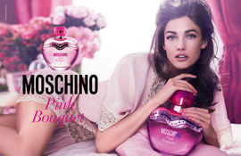 Poze Moschino Pink Bouquet