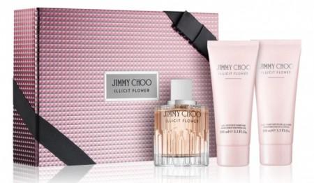 Set cadou Jimmy Choo Illicit Flower