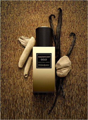 Poze YSL Magnificent Gold
