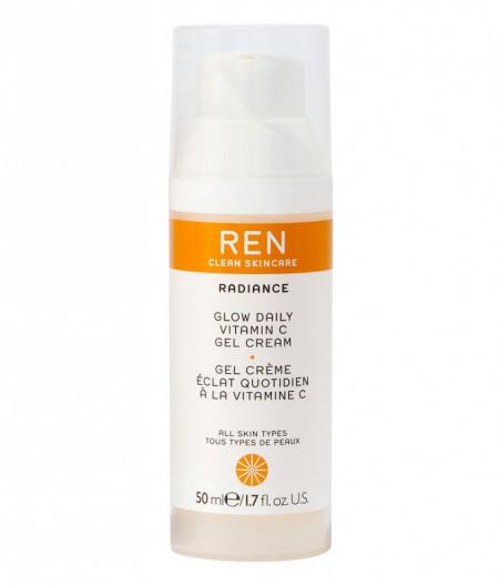 Crema pentru luminozitate Radiance, Ren