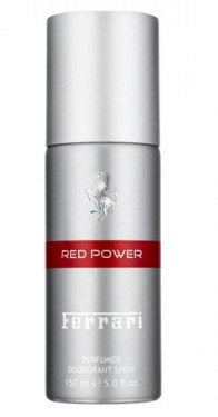 Deo Spray Ferrari Red Power