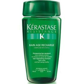 Sampon Kérastase Resistance Bain Age Recharge