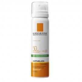 Spray pentru fata cu efect matifiant invizibil La Roche-Posay Anthelios SPF 50