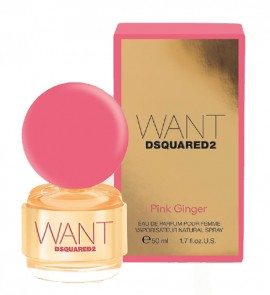 Dsquared2 Want Pink Ginger