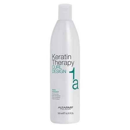 Lotiune de ondulare Alfaparf Keratin Therapy Curl Design Move Designer