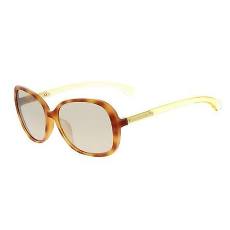 Ochelari de soare Calvin Klein Warm J755S/58