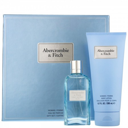 Set Cadou Abercrombie & Fitch First Instinct Woman