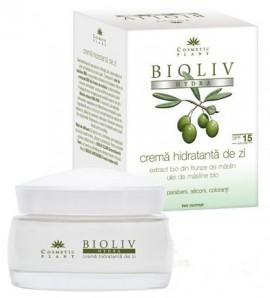 Crema hidratanta de zi Bioliv Hydra Cosmetic Plant