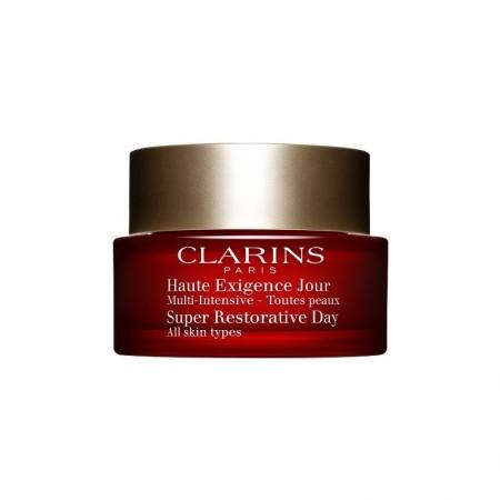 Crema de zi pentru ten uscat Clarins Super Restorative