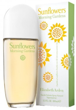 Elizabeth Arden Sunflowers Morning Gardens