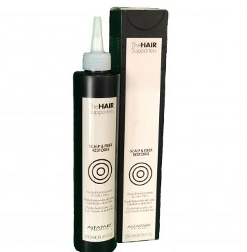 Fluid restaurare pentru par si scalp Alfaparf Hair Supporters Scalp&Fiber Restorer