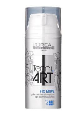 Gel de par L'Oréal Professionnel Tecni Art Fix Move