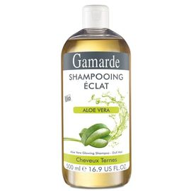 Sampon pentru stralucire bio Gamarde