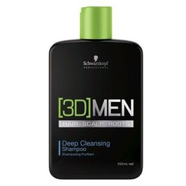 Poze Sampon Schwarzkopf [3D]MEN Deep Cleansing