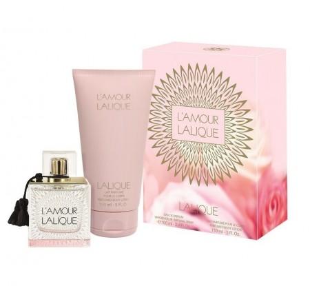 Set Cadou Lalique L'Amour