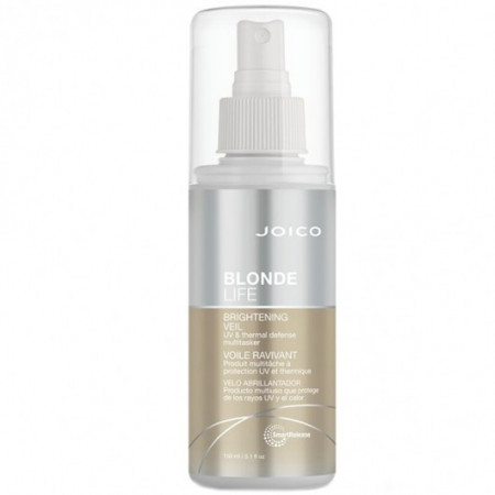Spray pentru protectia parului blond Joico Blonde Life Brightening Veil
