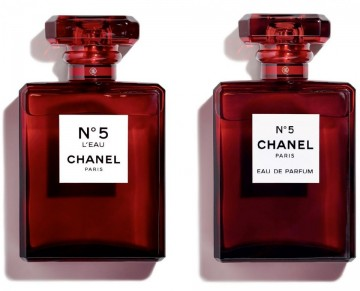 Poze Chanel No 5 L'eau Red Edition