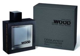Dsquared He Wood Silver Wind