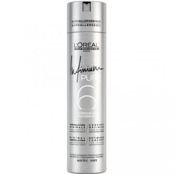 Fixativ L'Oréal Professionnel Infinium Pure Soft
