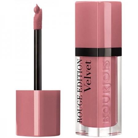 Lip Gloss Bourjois Rouge Edition Velvet