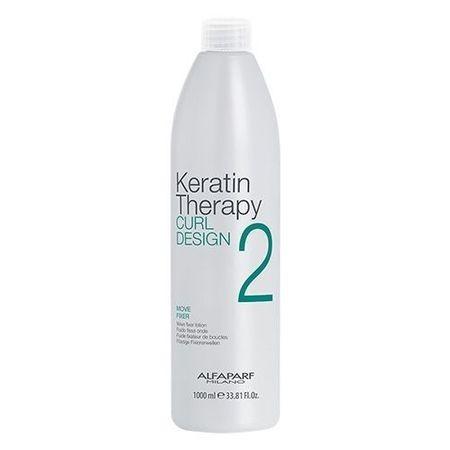 Lotiune de fixare a buclelor Alfaparf Keratin Therapy Curl Design Move Fixer