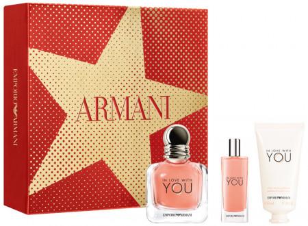 Set cadou Giorgio Armani In Love With You