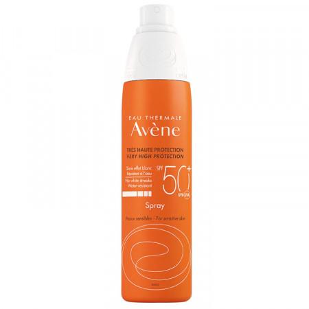 Spray pentru protectie solara SPF 50+ Avene Solare