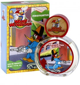 Poze Woody Woodpecker Firefighter