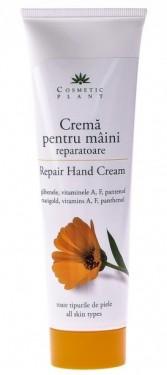 Crema reparatoare pentru maini Cosmetic Plant
