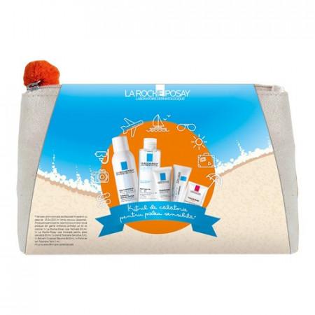 Kit Travel La Roche-Posay Anthelios pentru piele sensibila