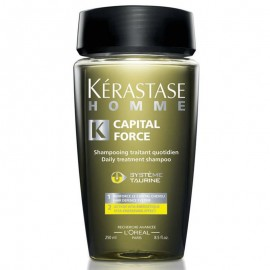 Sampon Kérastase Homme Capital Force Vita-Energising