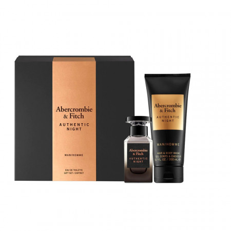 Set Cadou Abercrombie & Fitch Authetic Night for Him