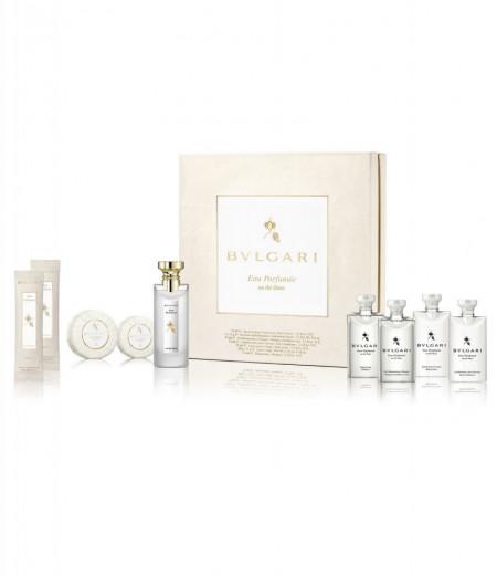 Set Cadou Bvlgari Eau Parfumee au The Blanc