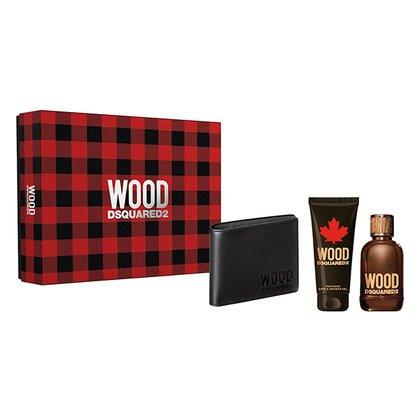 Set cadou Dsquared Wood for Him