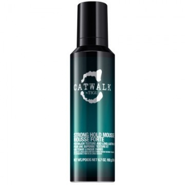 Spuma de par TIGI-Catwalk Curlesque Strong