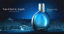 Poze Van Cleef Midnight in Paris