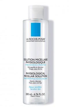 Solutie micelara fiziologica cu apa termala piele sensibila La Roche Posay