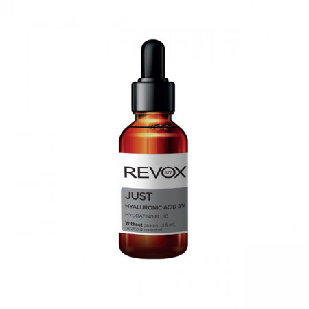 Acid hialuronic Just Hyaluronic Acid 5% Revox 30 ml